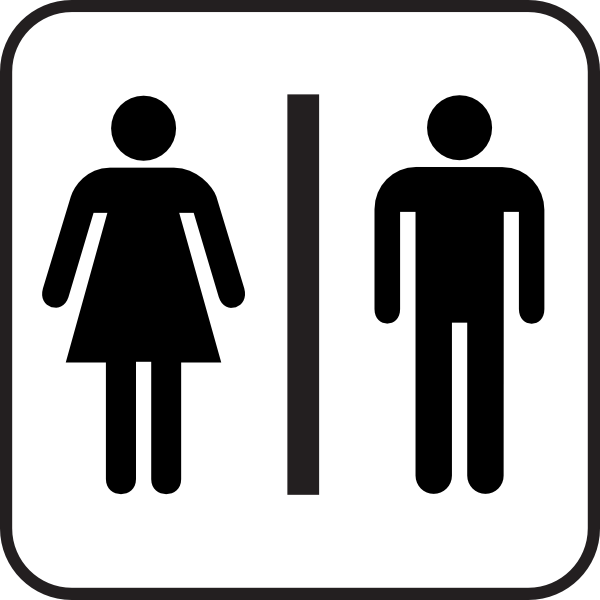 bathroom sign. Modren Sign Download This Image As Throughout Bathroom Sign