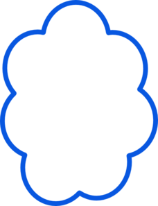 Big Cloud 4 Me Clip Art