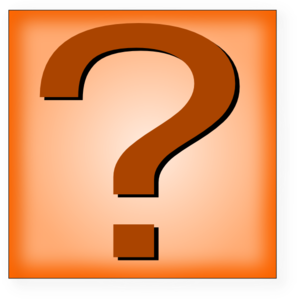 Question Mark Box Clip Art