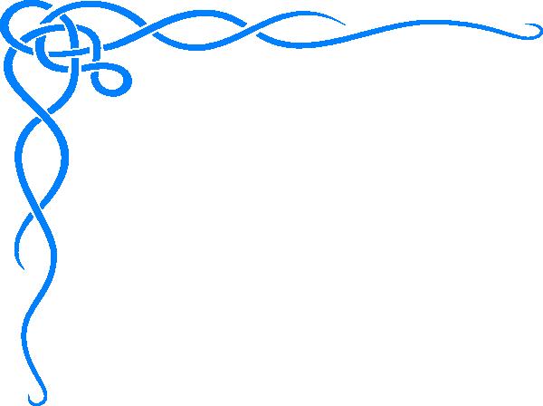 Page Corner Blue Clip Art at Clker.com - vector clip art ...
