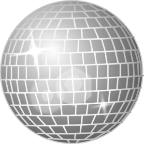 Disco Ball Clip Art at Clker.com - vector clip art online, royalty ...