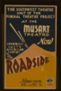 The Southwest Theatre Unit Of The Federal Theatre Project At The Musart Theatre Now Lynn Riggs  Lusty American Comedy  Roadside  Clip Art
