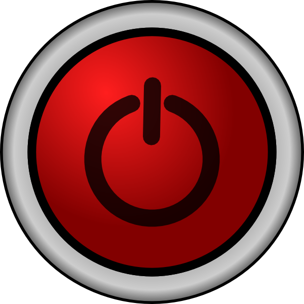 power switch clipart - photo #36