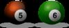 Snooker Balls  Clip Art