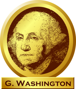 George Washington Memorial Clip Art