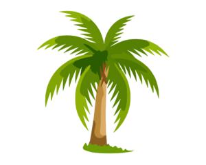 palm tree clip art at clker com vector clip art online royalty free public domain clker