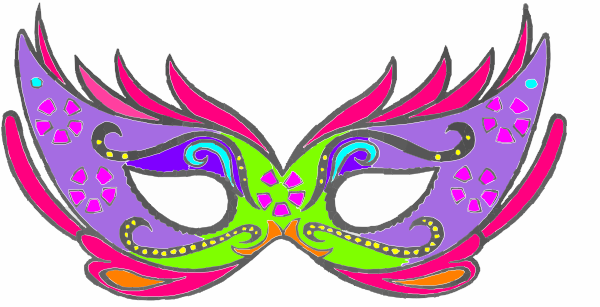 masquerade clip art at clker com vector clip art online royalty rh clker com clipart masquerade party clipart masquerade ball