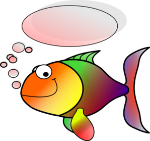Talking Fish Clip Art