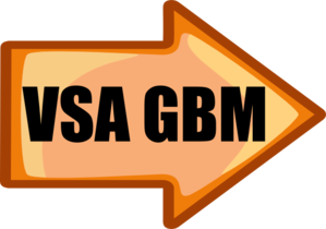 Gbm Sign By Sandy L. Clip Art