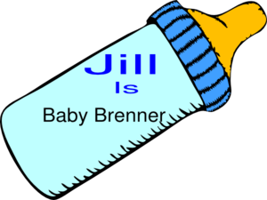Jill Is Baby Brenner Clip Art