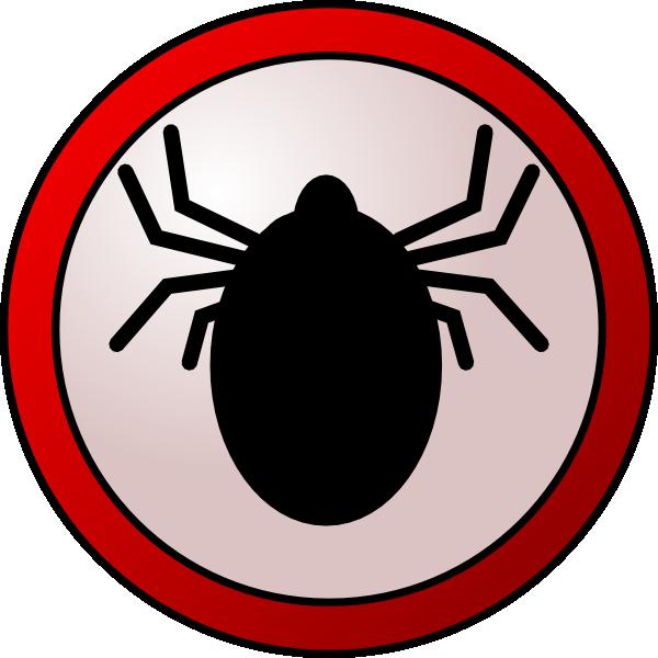 Parasite Forbidden Clip Art At Clker Com Vector Clip Art