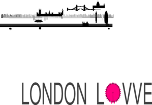 London Skyline Daga Clip Art