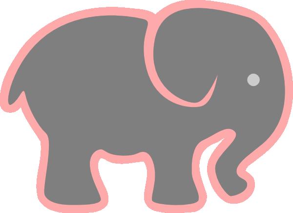 gray elephant free clip art - photo #10