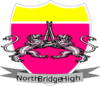 North Bridge High Logo Clip Art