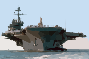 Uss John F. Kennedy (cv 67) Arrives At Naval Air Station Pensacola, Fla., For A Four-day Port Visit After Completing A Composite Training Unit Exercise (comtuex) In The Gulf Of Mexico. Clip Art