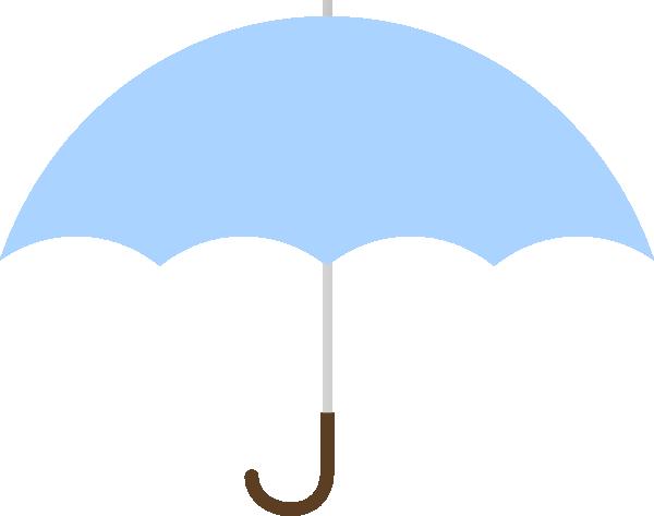 turquoise umbrella clip art at clker com vector clip art online rh clker com clip art umbrellas made like animals clipart umbrella and rain