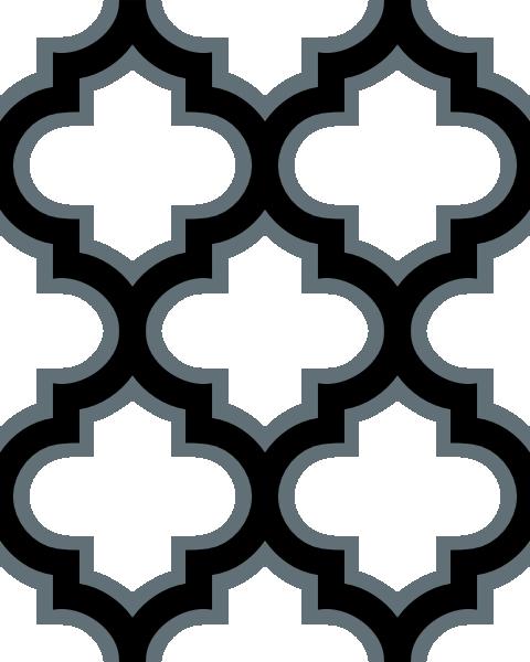 Moroccan Tile Clip Art at Clker.com - vector clip art online, royalty ...