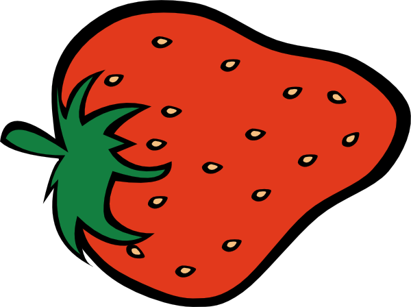 strawberry clip art pictures - photo #18