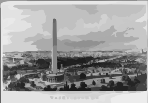 Washington, D.c. Clip Art