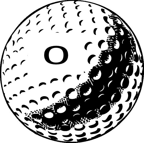 Golf Ball Number 0 Clip Art At Clker Com