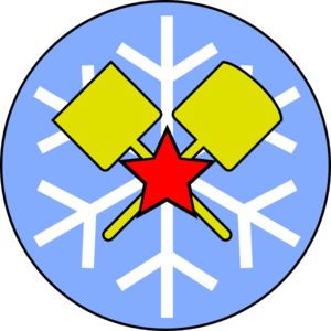 Snow Troops Symbol Clip Art