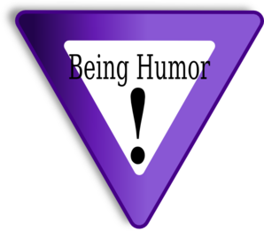 Being Humor Life Clip Art