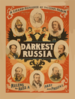 Darkest Russia A Grand Romance Of The Czar S Realm.  Clip Art