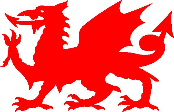 clipart welsh flag - photo #20
