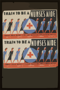 Train To Be A Nurse S Aide Phone Your Boro Civilian Defense Volunteer Office. Clip Art