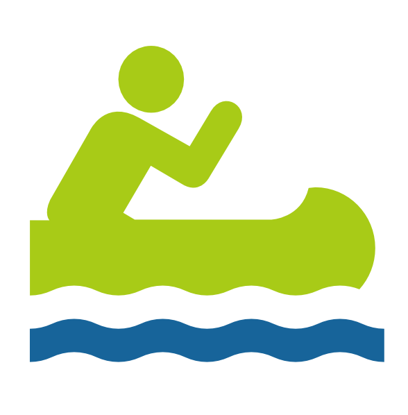 clipart of a kayak - photo #44