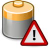 Battery Caution Clip Art