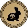 Chinese New Year Rabbit Clip Art