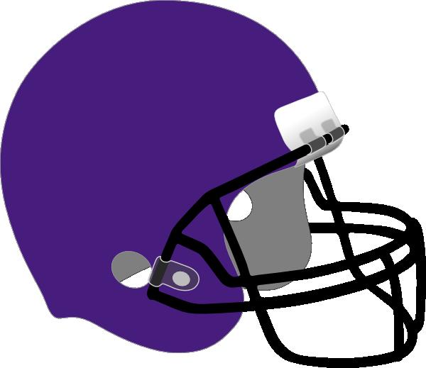purple football helmet clip art at clker com vector clip art rh clker com football helmet clip art black football helmet clip art free
