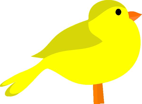Yellow Bird Clip Art at Clker.com - vector clip art online, royalty ... Eagle Silhouette Vector