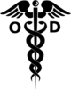 Optometrycaduceus Clip Art