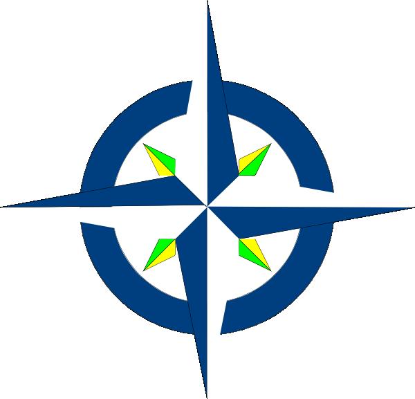 compass logo clip art at clkercom vector clip art