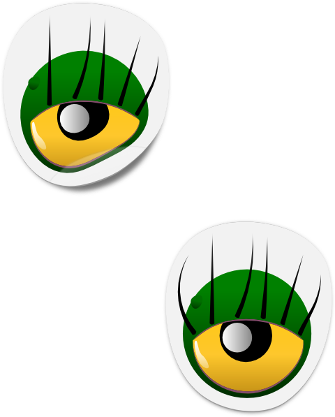 Eye Clip Art at Clker.com - vector clip art online, royalty free ...
