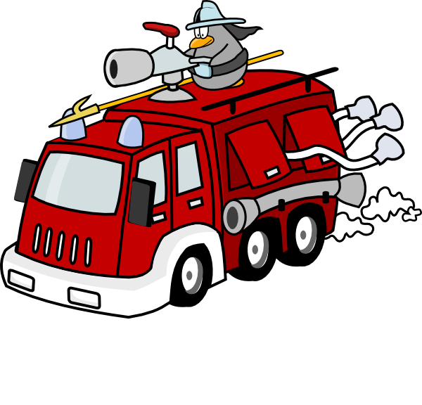 clipart fireman - photo #40