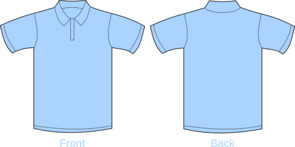 Polo Shirt  Clip Art