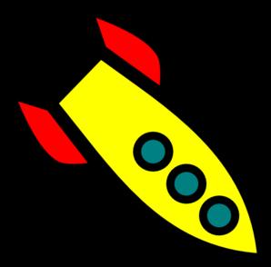 Missile Clip Art at Clker.com - vector clip art online, royalty free ...