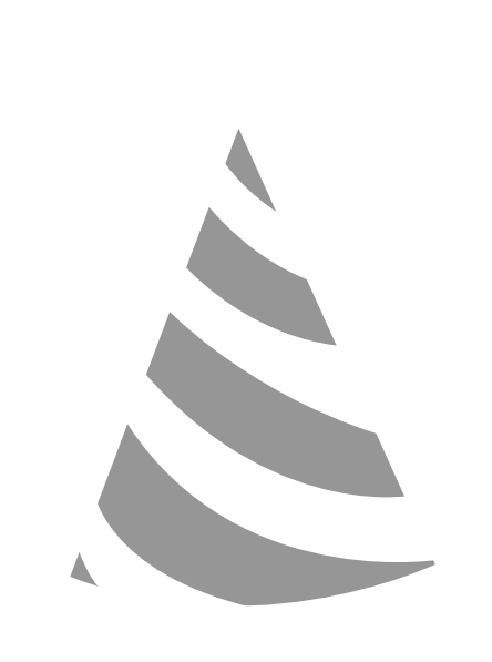 Party Hat Grey White Clip Art At Clker Com Vector Clip