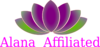 Lotus Flower Black Final Smallest Clip Art