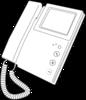 outline voip telephone clip art at clker com