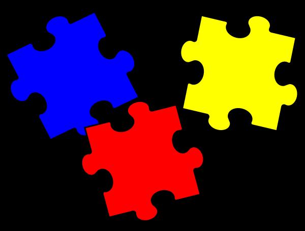 Autism Symbol Clip Art at Clker.com - vector clip art online, royalty ...