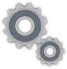 Gears Big And Small Clip Art