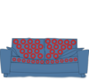 Phish Fishman Couch Clip Art