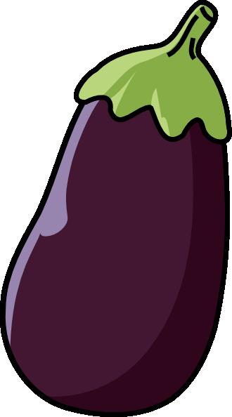 eggplant clip art at clker com vector clip art online royalty rh clker com eggplant plant clipart black and white eggplant tree clipart black and white