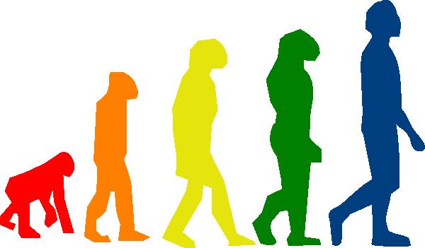 Evolutions By Faical 2 Clip Art at Clker.com - vector clip ...