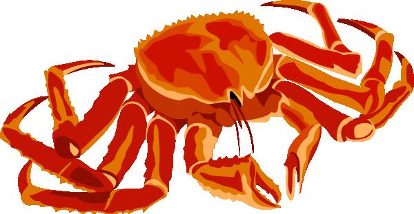king crab clipart - photo #1