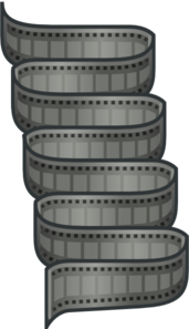 Cinema Film Clip Art